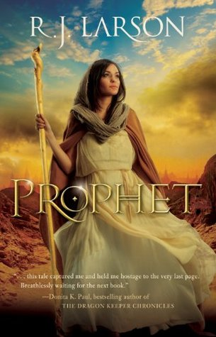 Prophet (Books of the Infinite, #1)