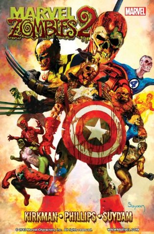 Marvel Zombies, Vol. 2 (2008)
