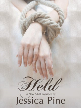 Held by Jessica Pine book cover