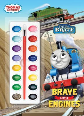 Brave Little Engines  by  Wilbert Awdry