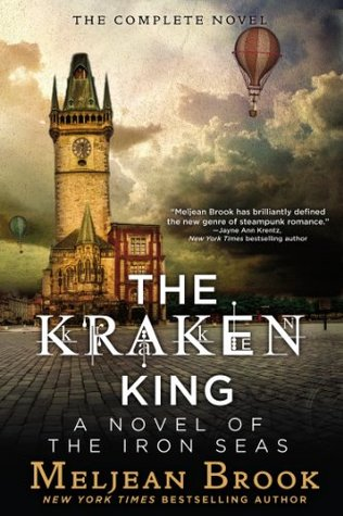 The Kraken King  (Iron Seas, #4)