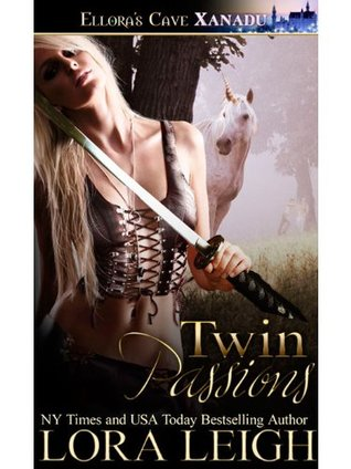 Book Review: Lora Leigh's Twin Passions