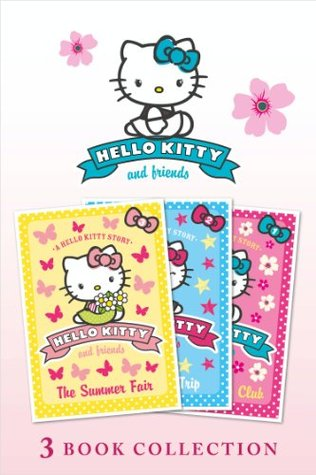 Hello Kitty and Friends: Books 1-3  by  Linda Chapman
