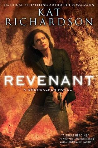 Book Review: Kat Richardson's Revenant
