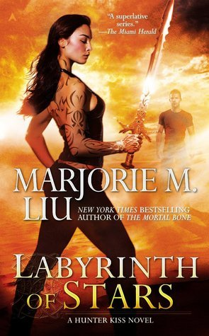 Book Review: Marjorie M. Liu's Labyrinth of Stars