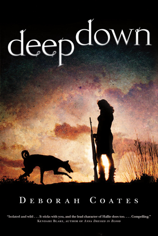 Deep Down  by  Deborah Coates