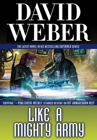 Book Review: David Weber's Like a Mighty Army