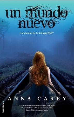 Un mundo nuevo (Eve, #3)