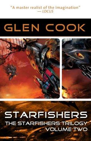 Starfishers (Starfishers #2) - Glen Cook