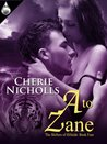 A to Zane (Shifters of Hillside, #4)