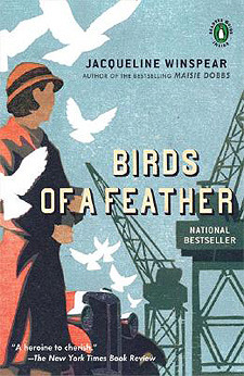Book Review: Jacqueline Winspear's Birds of a Feather