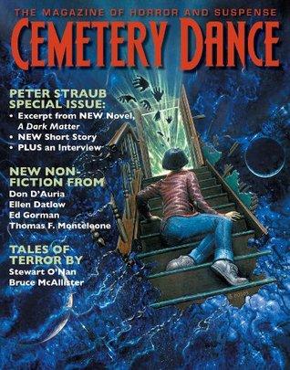 Cemetery Dance: Issue 61  by  Mathias Clasen