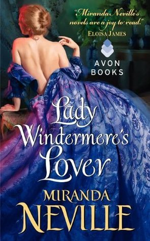Lady Windermere's Lover (The Wild Quartet, #3)