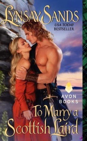 To Marry A Scottish Laird (An English Bride In Scotland, #2)