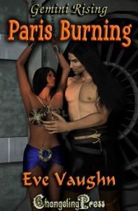 Paris Burning (Gemini Rising, #3)  by  Eve Vaughn