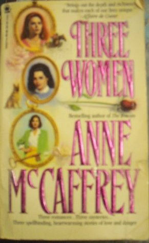 Book Review: Anne McCaffrey's Three Gothic Novels