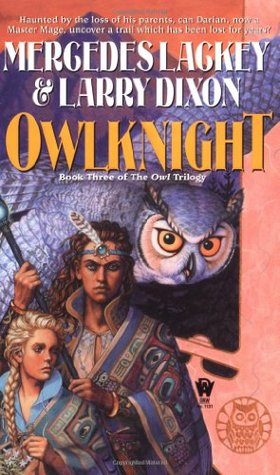 Book Review: Mercedes Lackey and Larry Dixon's Owlknight