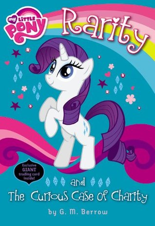 To try about other coloring adult coloring pages and coloring books - My Little Pony Rarity And The Curious Case Of Charity By