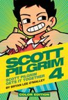 Scott Pilgrim Color Hardcover Volume 4 by Bryan Lee O'Malley