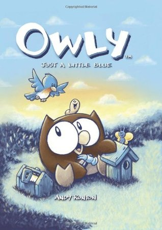 Owly, Vol. 2: Just a Little Blue