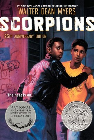 scorpions by walter dean myers Free download scorpions scorpions, a newbery honor book by national ambassador for young people's literature walter dean myers, is celebrating its twen.