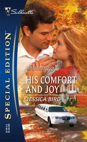 Book Review: J.R. Ward (as Jessica Bird)'s His Comfort and Joy