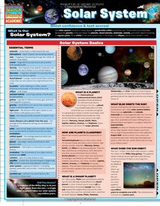 Solar System BarCharts Inc.