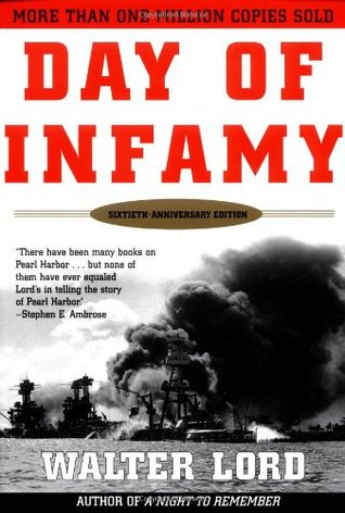 Day of Infamy book cover