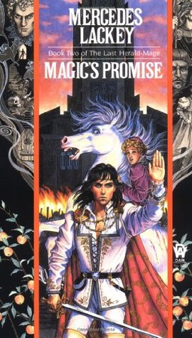 Cover: Magic's Promise (Mercedes Lackey)
