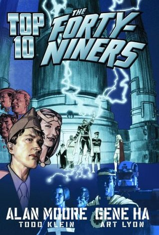 Top 10: The Forty-Niners cover