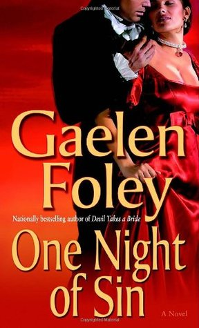 One Night of Sin (Knight Miscellany, #6)
