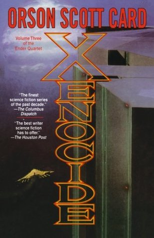Xenocide (The Ender Quintet, #4)
