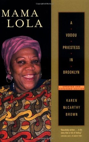 a literary analysis of karen mccarthy brown Published much later, karen mccarthy brown's influential mama lola  ical and ethnographic study of vodou in paris, alessandra benedicty's literary analysis.