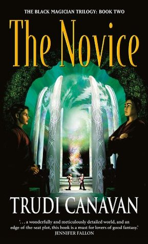 The Novice (Black Magician Trilogy)