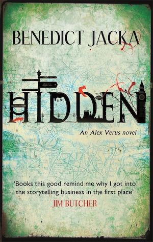 Book Review: Hidden by Benedict Jacka
