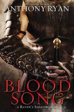 Review: Blood Song by Anthony Ryan (@jessicadhaluska, @writer_anthony)