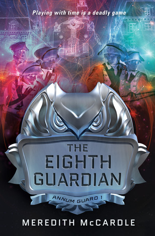 The Eighth Guardian by Meredith McCardle