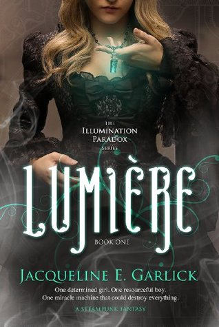 book review lumiere garlick