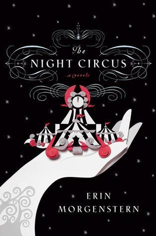 The Night Circus by Erin Morgenstern book cover image