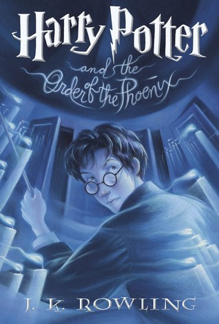 cover Harry Potter Order of the Phoenix