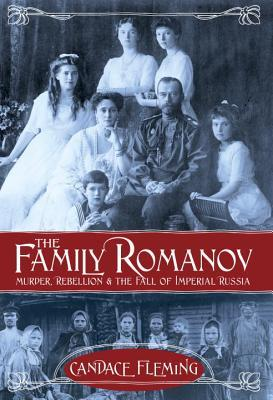 The Family Romanov book cover