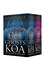 Ghosts of Koa, The First Book of Ezekiel, Volumes I and II: The Taken and The Given