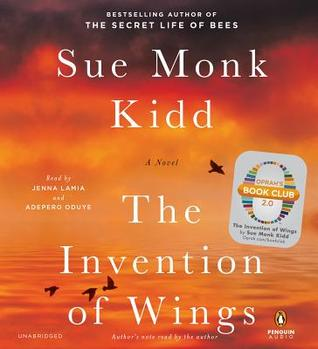sue monk kidd, the invention of wings, oprah
