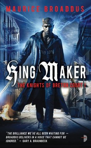King Maker (The Knights of Breton Court)