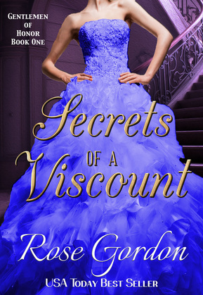 Secrets of a Viscount (Gentlemen of Honor #1)