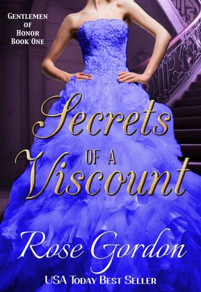 Secrets of a Viscount (Gentlemen of Honor #1)