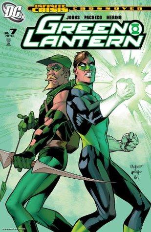 Green Lantern #7  by  Geoff Johns