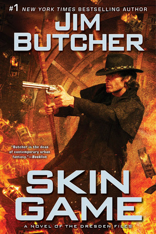 Book Review: Jim Butcher's Skin Game
