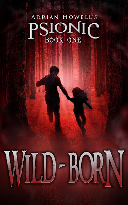 Wild-born (Psionic Pentalogy, #1)
