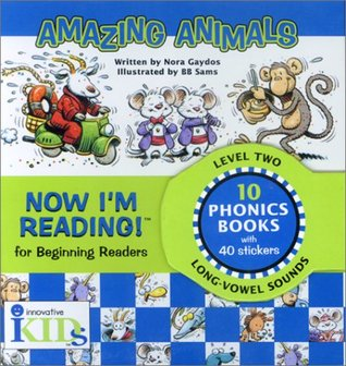 Now Im Reading!: Amazing Animals - Level 2 Nora Gaydos